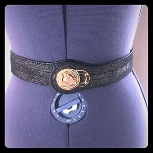 Steve Madden adjustable waist belt